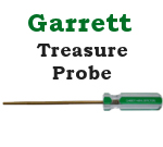 Garrett Treasure Probe