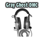 DetectorPro Gray Ghost DMC Headphones