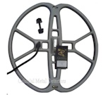 "NEL 15"" DD Attack Coil - Teknetics & Fisher F5, F19,F44,F22,G2"