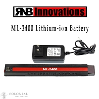 RNB ML-3400 Lithium-ion Battery - Minelab FBS series
