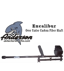 Over Under Carbon Fiber Shaft - Excalibur