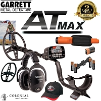 Garrett AT MAX - Pro-Pointer AT Z-Lynk Special