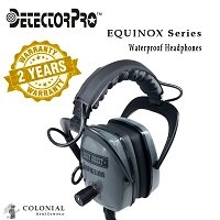 Gray Ghost Amphibian Headphones - Equinox Series