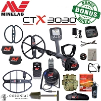 Minelab CTX 3030 - Holiday Special