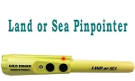 Land or Sea Pinpointer