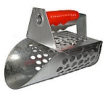 Sand Scoop / Galvanized