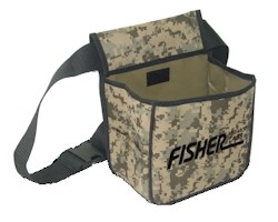 Fisher Camo Pouch