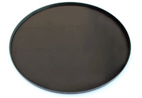 "Minelab 6"" Black Skidplate"