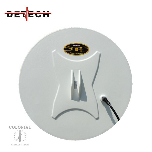 "Detech 11"" DD Closed Design Search Coil - Minelab GPX, GP, SD Series"