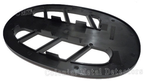"11"" Elliptical Coil Cover - with secure snap-on tabs"