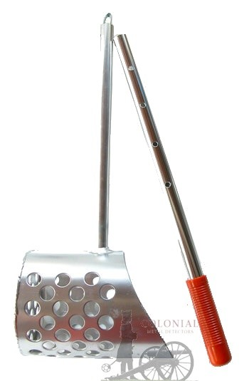 Adjustable Aluminum Sand Scoop / RTG