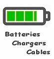 metal detecting batteries