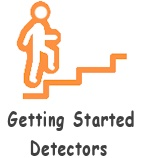 Getting Started Detectors