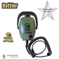Rattler Headphones - Platinum Series