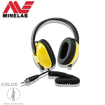 Minelab Waterproof Headphones - Equinox Series