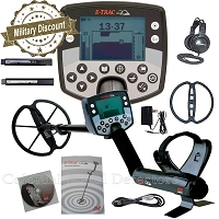 Minelab E-TRAC Metal Detector - Special Order