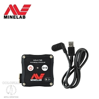 Minelab WM 08 Wireless Audio Module - Equinox