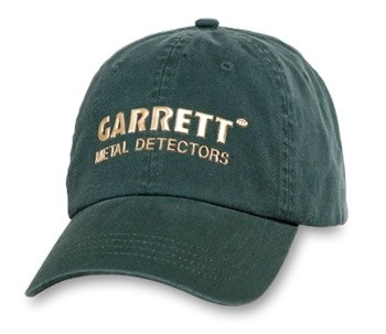 Garrett Ball Cap with Gold Insignia