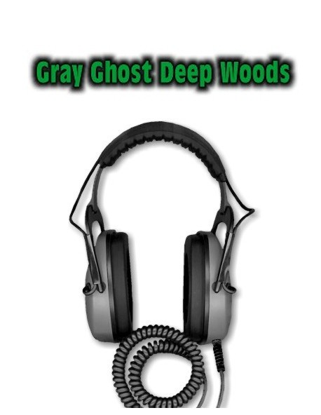 Deep Woods Headphones