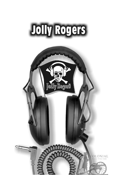 Jolly Rogers Headphones