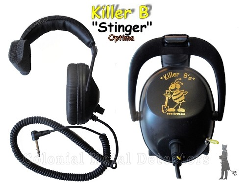 "Killer B ""Stinger"" Headphones"