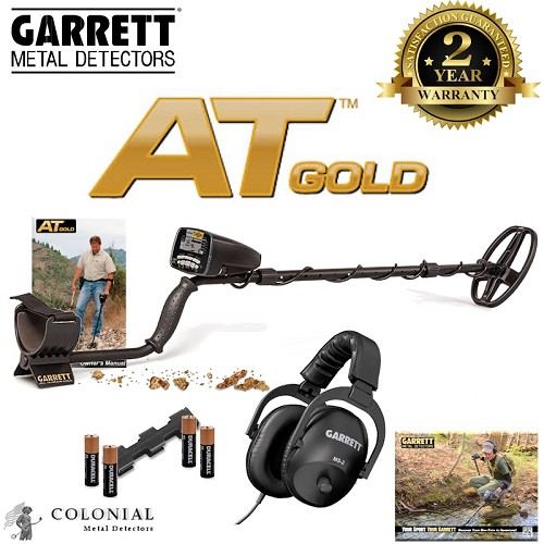 Garrett AT Gold Metal Detector