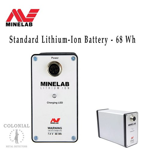 Standard Lithium-Ion Battery - GPX Series